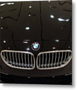 Bmw . 7d9566 Metal Print by Wingsdomain Art and Photography