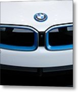Bmw E Drive I8 Metal Print by Aaron Berg