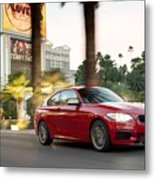 Bmw M235i Coupe Metal Print