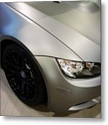 Bmw M3 Metal Print by Aaron Berg