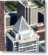Bny Mellon Center 1735 Market Street Philadelphia Pa 19103 2998 Metal Print by Duncan Pearson