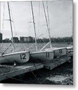 Boat Club #1 Metal Print