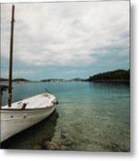 Boat Iv Metal Print