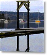 Boat Series #4 Metal Print