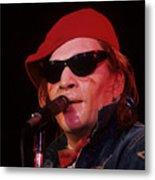 Bob Beru Of Beru Revue Metal Print