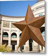 Bob Bullock Texas History Museum Metal Print