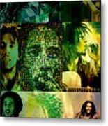 Bob Marley Metal Print by Ankeeta Bansal