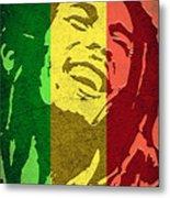 Bob Marley I Metal Print