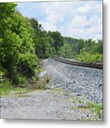 Bobby Mackey's Railroad Metal Print