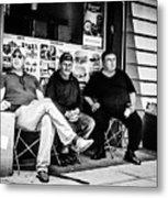 Bodega Boys Metal Print