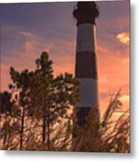 Bodie Island Lighthouse 1 Metal Print