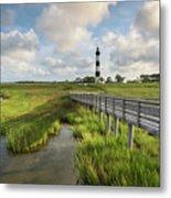 Bodie Island Lighthouse North Carolina Metal Print