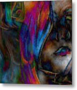 Body And Mind Metal Print