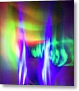 Body Electric Metal Print