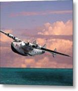 Boeing 314 Clipper Metal Print