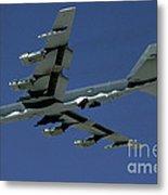 Boeing B-52 Stratofortress, 1950s Metal Print
