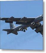 Boeing B-52 Stratofortress Metal Print