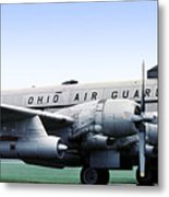 Boeing Kc-97l Stratotanker 22630, Dayton Ohio Metal Print