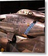 Boeing Rb 47h Plane Metal Print