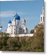 Bogolyubov Monastery Metal Print