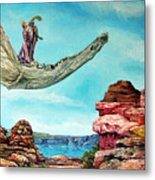 Bogomils Journey Metal Print