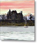 Boldt Castle 12  Metal Print