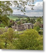 Bolton Abbey In Spring Metal Print
