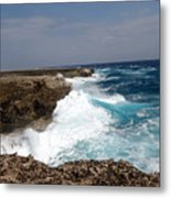 Bonaire North Shore 2 Metal Print