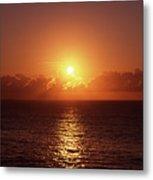 Bondi Beach Sunrise Metal Print