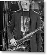 Boney James Smiling At Hub City '17 Metal Print