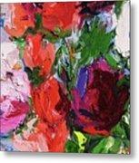 Bongart's Roses II Metal Print