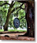 Bonggggg Rip Van Winkle Gardens Paint  Metal Print
