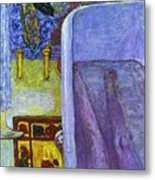 bonnard44 Pierre Bonnard Metal Print