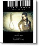 Book Cover V Metal Print