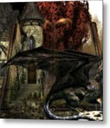 Book Of Fantasies 02 Metal Print