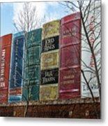 Books Plus Kansas City Metal Print