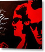 Boondock Saints Metal Print
