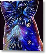 Boo's Midnight Dream Metal Print
