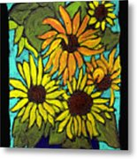 Boquet Of Sunshine Metal Print