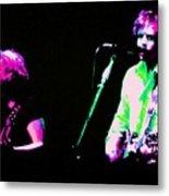 Grateful Dead - Born Cross Eyed Metal Print