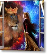 Born For Such A Time Metal Print