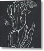 Botanique 4 Metal Print