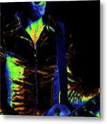 Boston Blues In Spokane 2 Metal Print