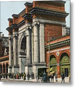 Boston: North Station Metal Print