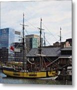 Boston Tea Party 14bos045 Metal Print