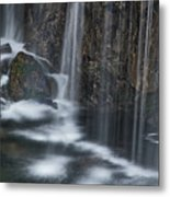 Bottom Of A Waterfall #3 Metal Print