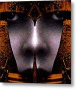 Bouillon Girl Metal Print
