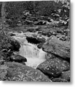 Boulder Creek Metal Print