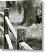 Boundaries Metal Print