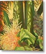 Bouquet Of Palm Metal Print